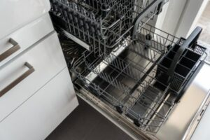 choosing when to run your dishwasher can reduce your instantaneous hot water needs