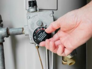 broken thermostat is another common reason hot water systems stop working